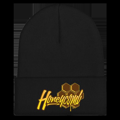 f44171d9c46 Honeycomb Beanie | HONEYCOMBEATBOX.COM