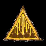 Illuminaticomb Pin